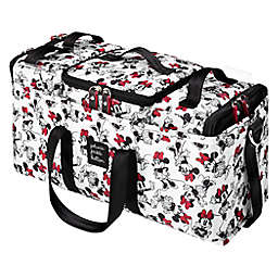 Petunia Pickle Bottom® Disney's Minnie the Muse Deluxe Caddy in Red/White