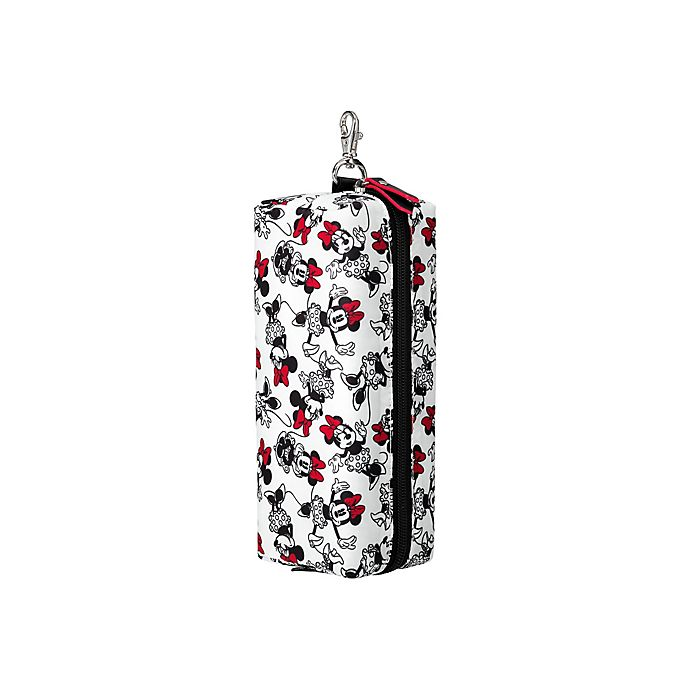Alternate image 1 for Petunia Pickle Bottom® Disney's Minnie the Muse Bottle Butler in Red/White