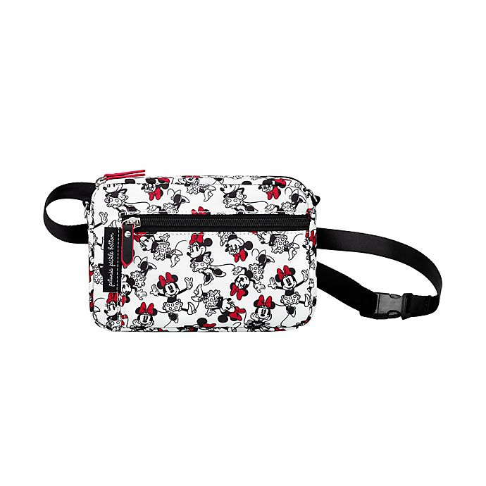 Alternate image 1 for Petunia Pickle Bottom® Disney's Minnie Belt Bag in Red/White