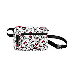 Petunia Pickle Bottom® Disney's Minnie Belt Bag in Red/White