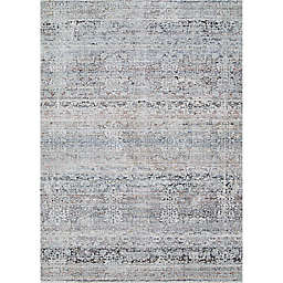 Couristan® Luxor Campagne 5'3 x 7'6 Area Rug in Antique Beige-Greystone