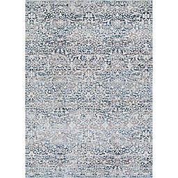 Couristan® Luxor Ludvig 5'3 x 7'6 Area Rug in Antique Beige-Ocean