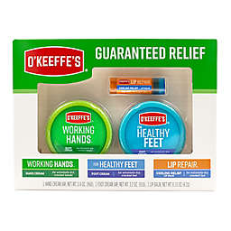 O'Keeffe's® 3-Piece Combo Value Pack