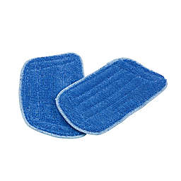 SALAV 2-Piece Mop Pad Refills for STM-403 Pet Motion Vibrating Mop