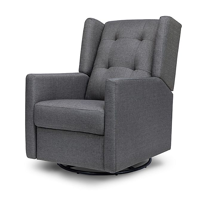 Alternate image 1 for DaVinci Maddox Nursery Recliner and Swivel Glider