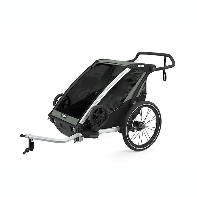 Alternate image 1 for Thule® Chariot Lite Multi-Sport Double Stroller