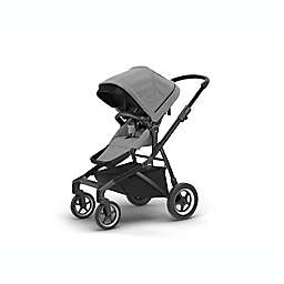 Thule® Sleek Everyday Convertible Stroller in Grey Melange/Black