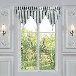 J. Queen New York™ Riverside Ascot Window Valance in Spa
