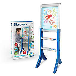 Discovery Kids LED Artist Easel 13-Piece Playset