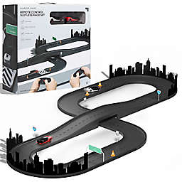 Sharper Image® Italia Sport 1:50 Remote Control Cars with Track (Set of 2)