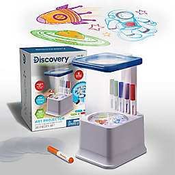 Discovery Kids™ Sketcher Projector in White/Navy