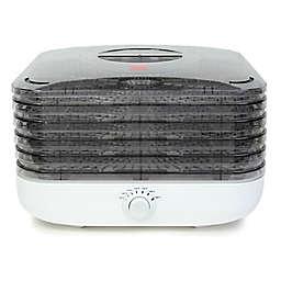 Ronco EZ Store Turbo 5-Tray Food Dehydrator in White