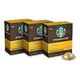 Starbucks® by Nespresso® Vertuo Line Blonde Espresso Capsules 30-Count