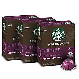 Starbucks® by Nespresso® Vertuo Line Caffè Verona Espresso Capsules 24-Count