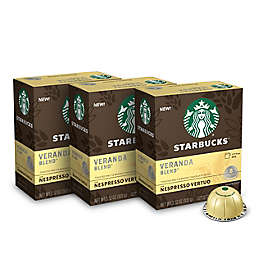 Starbucks® by Nespresso® Vertuo Line Veranda Coffee Capsules 24-Count