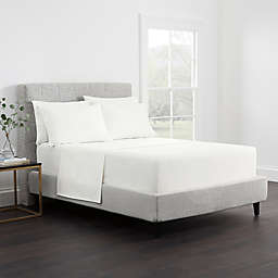 Claritin® Allergen Barrier 300-Thread-Count Twin Sheet Set in White