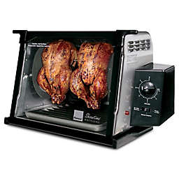 Ronco Showtime Classic Edition Rotisserie Oven in Stainless Steel