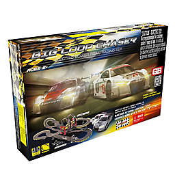 Golden Bright Big Loop Chaser Electric Power Road Racing Set