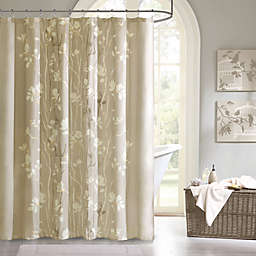 Madison Park Essentials Vaughn Shower Curtain