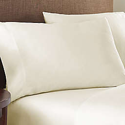 Nestwell™ Washed Cotton Percale 180-Thread-Count Pillowcases (Set of 2)