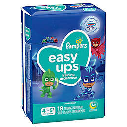 Pampers® Easy Ups™ Size 4-5T 18-Count Jumbo Pack Boy's Training Underwear