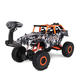Mean Machines® Rock Crawler™ 4x4 Offroad Jeep® Wrangler Unlimited Remote Control Car
