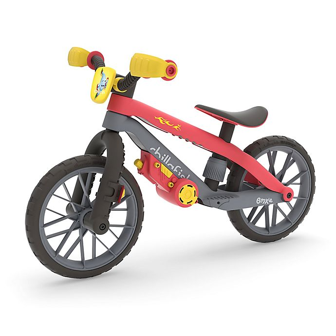 Alternate image 1 for Chillafish BMXie Moto Balance Bike