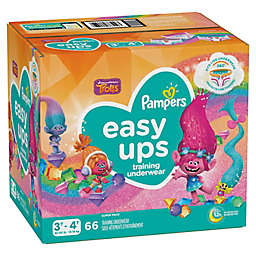 Pampers® Easy Ups 66-Count Size 3-4T Girl's Training Underwear