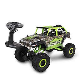 RealTree® Rock Crawler™ 4x4 Offroad Jeep® Wrangler Rubicon Remote Control Car