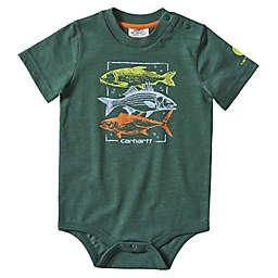 Carhartt® Hunting Buddy Short Sleeve Bodysuit