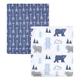 Hudson Baby® 2-Pack Fleece Blankets