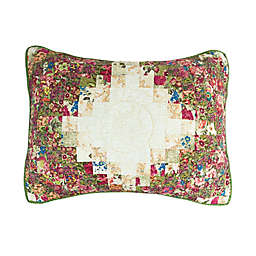 Donna Sharp® Watercolor Irish Pillow Sham in Green