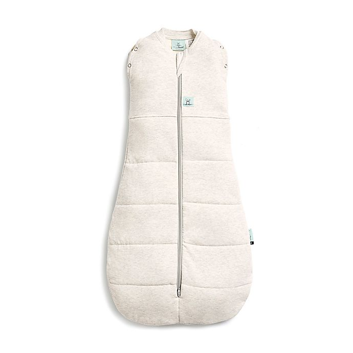 Alternate image 1 for ergoPouch® Size 3-6M Cocoon 2.5 TOG Wearable Swaddle & Sleep Bag in Marble