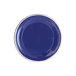 viva by VIETRI Chroma Salad Plate in Blue