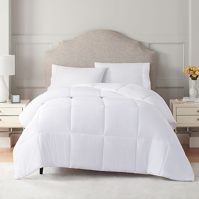 Alternate image 1 for Clean Start Antimicrobial Down Alternative Comforter