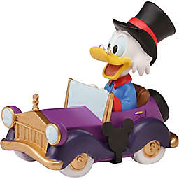Precious Moments® Disney® Collectible Parade Scrooge McDuck Figurine