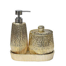 Champagne 3-Piece Bathroom Set