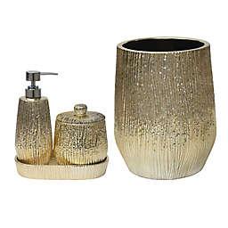 Champagne Bath Accessory Collection