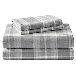Laura Ashley® Mulholland Flannel Sheet Set