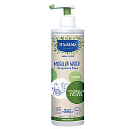 Mustela® 13.5 oz. Organic Micellar Water with Olive Oil and Aloe