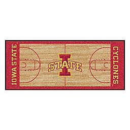 Iowa State University 2'6 x 6' Basketball Court Runner