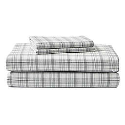 Eddie Bauer® Home Beacon Hill Flannel Sheet Set
