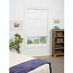 St. Charles Room Darkening 46-Inch x 72-Inch Cordless Faux Wood Blind in White