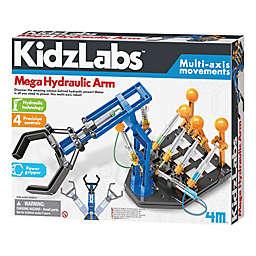 4M® Kidzlabs™ 28-Piece Mega Hydraulic Arm Robotic Science Kit