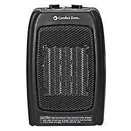 Comfort Zone CZ442E Energy Save Heater in Black