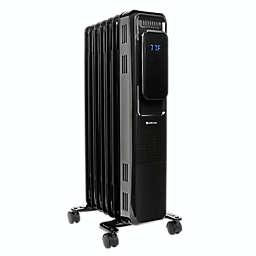 Comfort Zone® CZ9010BK Oil-Filled Radiator in Black