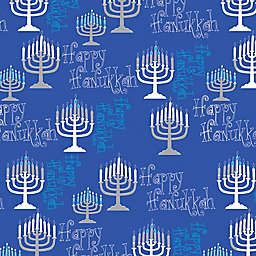 Assorted Hanukkah Wrapping Paper