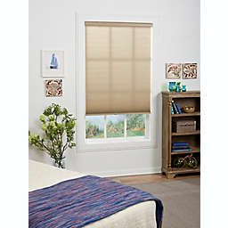 ST. CHARLES Light Filtering Double Cellular 44-Inch x 72-Inch Shade in Sand