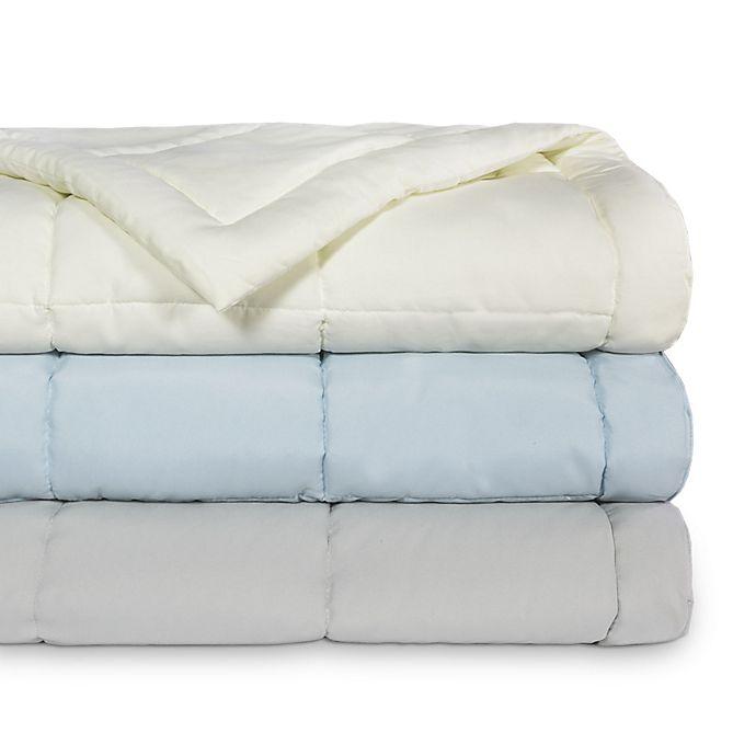 Alternate image 1 for Clean Start Down Alternative Blanket