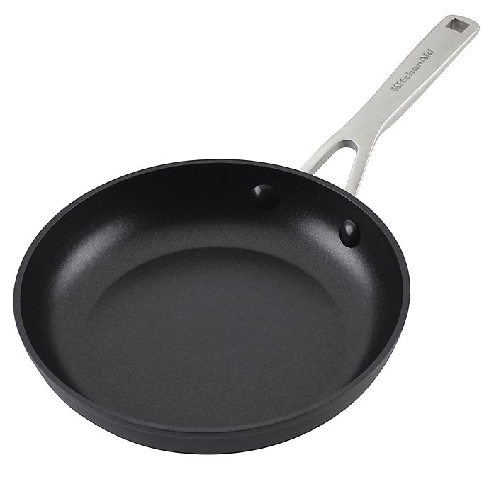 Alternate image 1 for KitchenAid® Nonstick 8-Inch Hard-Anodized Induction Fry Pan